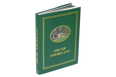 "Livro ""Oscar Americano"""