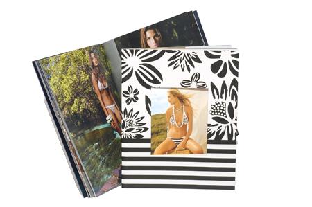 Catálogo de moda praia