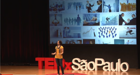 Todos Podem Empreender | Lina Maria Useche Kempf | TEDxSaoPaulo
