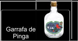 Garrafas de Pinga