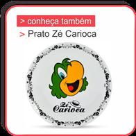 Prato Zé Carioca