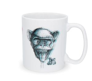 Caneca Macaco Joks 3