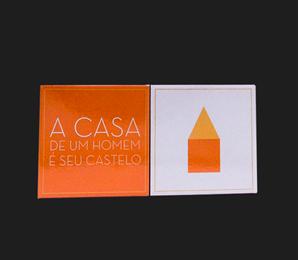 Kit 02 Azulejos Castelo