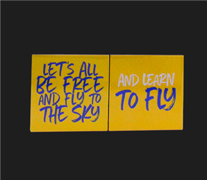 Kit 02 Azulejos Fly to the Sky