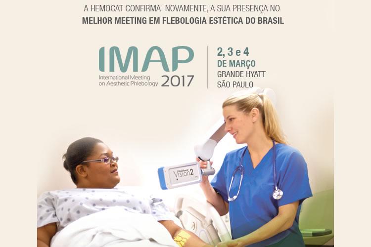 Imagem do artigo Estaremos Presentes no Melhor Meeting de Flebologia Estética do Brasil