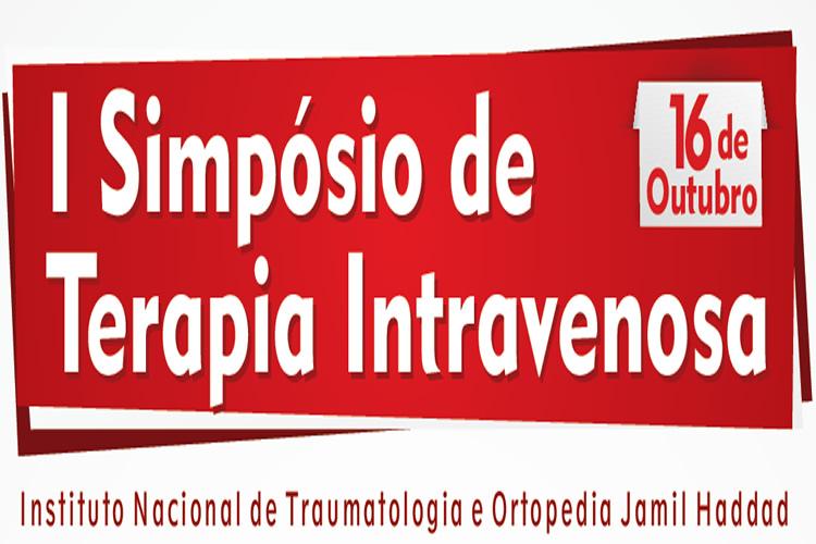 Imagem do artigo I Simpósio de Terapia Intravenosa