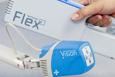 Imagem do artigo Veja o VeinViewer em Ação no V Curso Master em Escleroterapia com Espuma