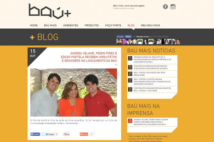 Baú Mais (2013 - 2015