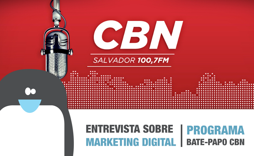 Rádio CBN | Sigu fala sobre Marketing Digital em entrevista