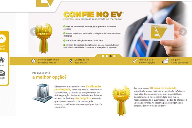EV - Escritório Virtual (2010 - 2015)