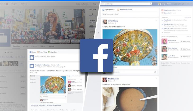 Confira tudo sobre o novo visual do Facebook!
