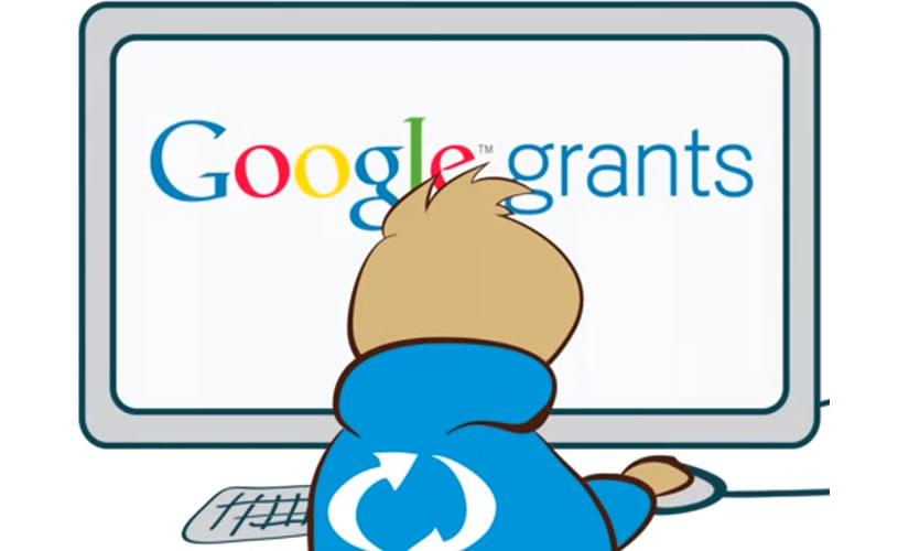 Google Grants - Receba até 10.000 dólares por mês para investir em links patrocinados